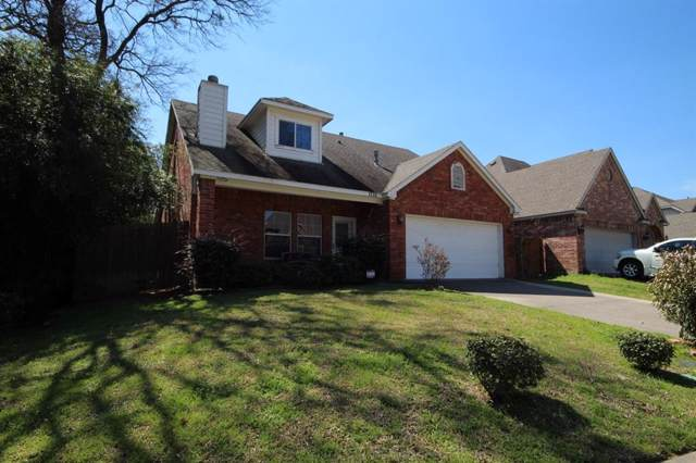 1710 W 8th Street, Irving, TX 75060 (MLS #14201951) :: Lynn Wilson with Keller Williams DFW/Southlake