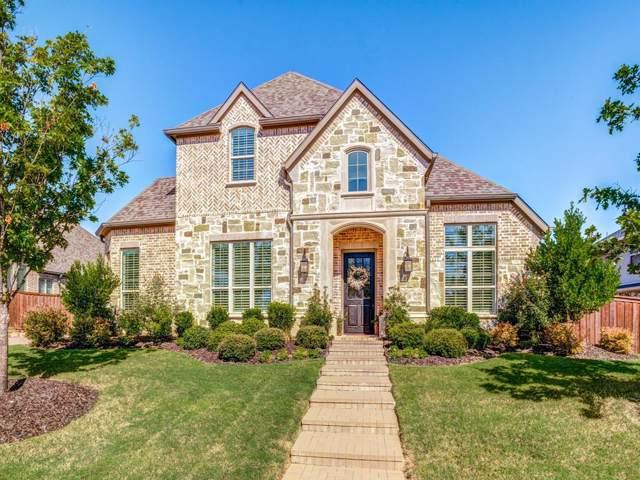 3001 Sunny Hill Lane, Prosper, TX 75078 (MLS #14201966) :: Tenesha Lusk Realty Group