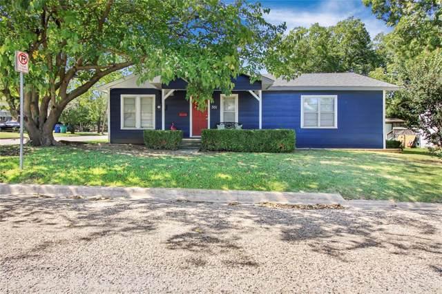 301 White Street, Whitesboro, TX 76273 (MLS #14201982) :: Lynn Wilson with Keller Williams DFW/Southlake