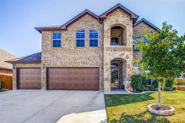 1141 Nottingham Trail, Saginaw, TX 76179 (MLS #14202007) :: The Real Estate Station