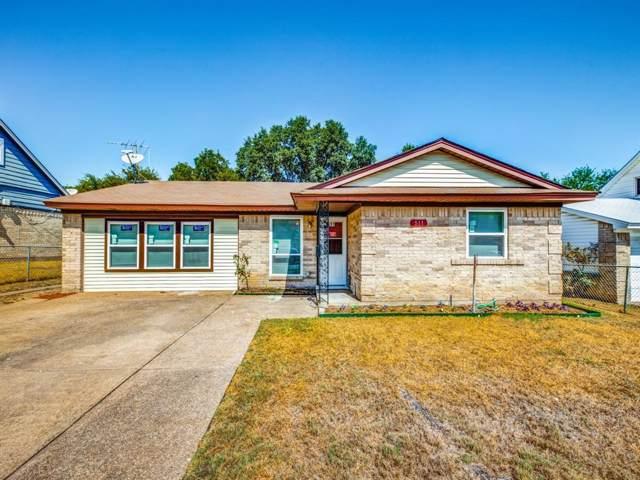 511 Golden Meadows Lane, Duncanville, TX 75116 (MLS #14202034) :: Roberts Real Estate Group