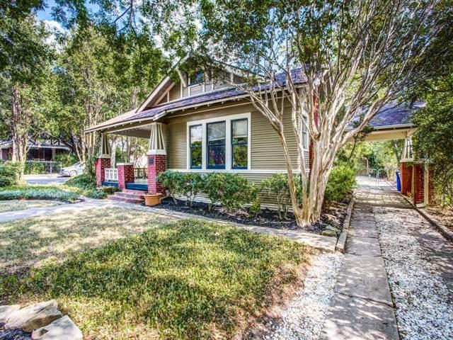 5834 Victor Street, Dallas, TX 75214 (MLS #14202046) :: Robbins Real Estate Group