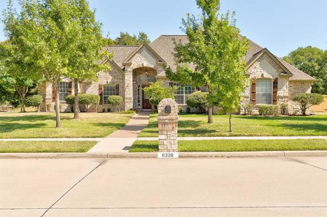 8328 Thorndyke Drive, North Richland Hills, TX 76182 (MLS #14202096) :: Lynn Wilson with Keller Williams DFW/Southlake