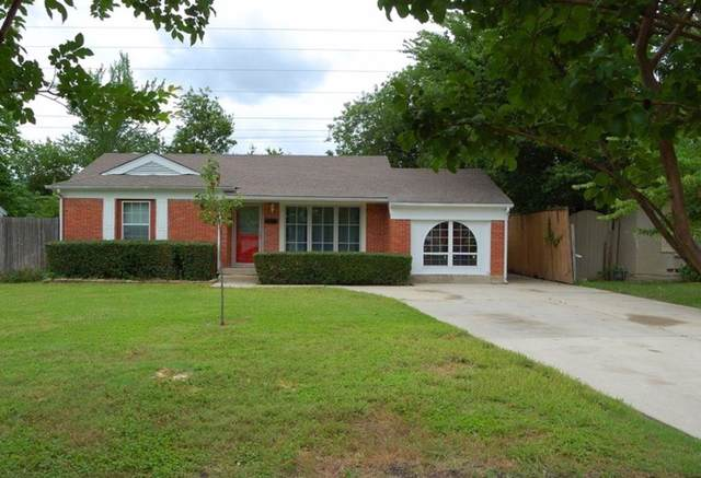 10503 Wood Dale Drive, Dallas, TX 75228 (MLS #14202106) :: Lynn Wilson with Keller Williams DFW/Southlake