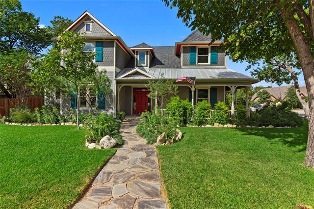 625 E Texas Street, Grapevine, TX 76051 (MLS #14202110) :: The Tierny Jordan Network