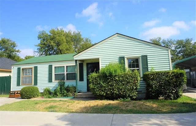 1005 E Shaw Street, Fort Worth, TX 76110 (MLS #14202140) :: North Texas Team | RE/MAX Lifestyle Property