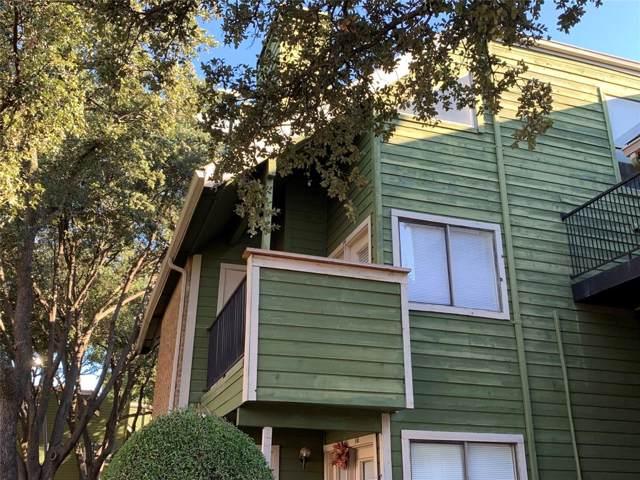 9833 W Walnut Street Q201, Dallas, TX 75243 (MLS #14202154) :: The Hornburg Real Estate Group