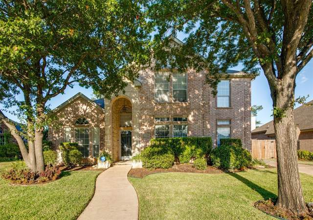 1720 Newcastle Drive, Mansfield, TX 76063 (MLS #14202160) :: The Chad Smith Team