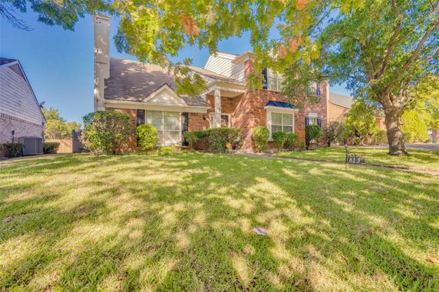 813 Atteberry Lane, Lancaster, TX 75146 (MLS #14202166) :: All Cities Realty