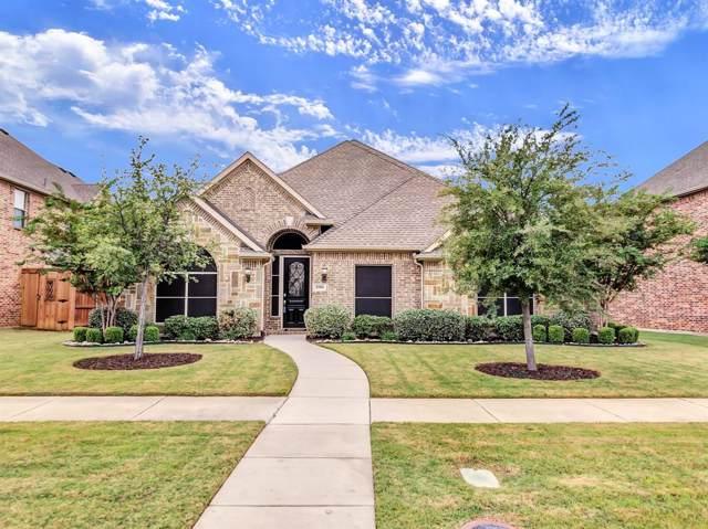 3501 Berkwood Place, Frisco, TX 75034 (MLS #14202173) :: Lynn Wilson with Keller Williams DFW/Southlake