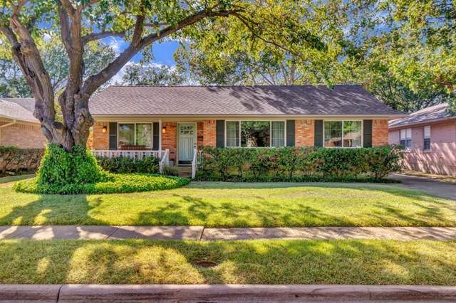 9639 Leaside Drive, Dallas, TX 75238 (MLS #14202187) :: The Real Estate Station