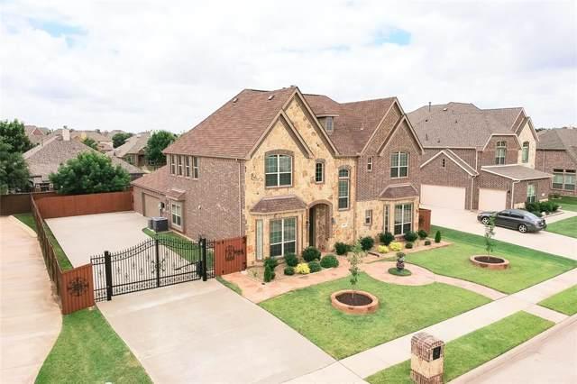 650 Wyoming Drive, Murphy, TX 75094 (MLS #14202213) :: Kimberly Davis & Associates