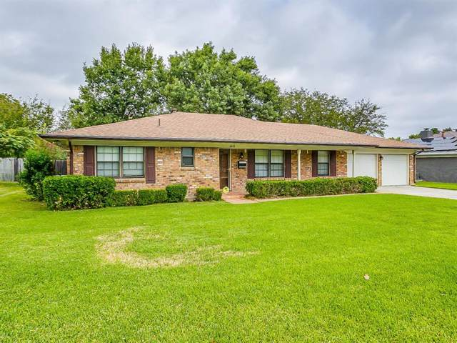 6408 Trail Lake Drive, Fort Worth, TX 76133 (MLS #14202217) :: The Mitchell Group