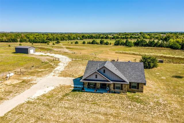 8413 County Road 1019, Wolfe City, TX 75496 (MLS #14202227) :: The Kimberly Davis Group