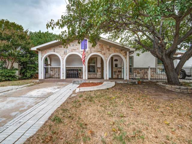 114 Tarrant Drive, Euless, TX 76039 (MLS #14202286) :: The Chad Smith Team