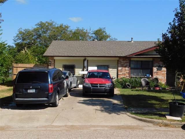 721 Sunset Drive, Garland, TX 75040 (MLS #14202292) :: Robbins Real Estate Group