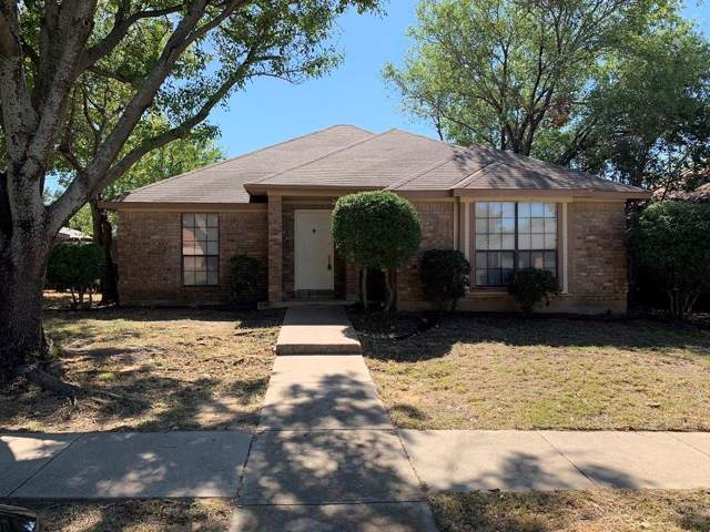4816 Cable Drive, Fort Worth, TX 76137 (MLS #14202340) :: Lynn Wilson with Keller Williams DFW/Southlake