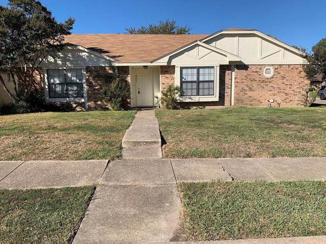 601 Southwynd Street, Mesquite, TX 75150 (MLS #14202346) :: The Mitchell Group