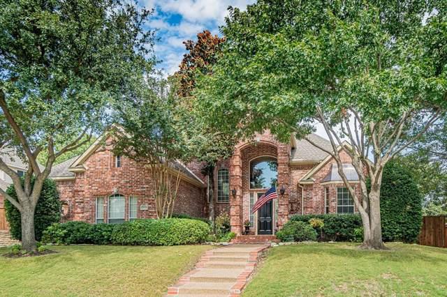 4904 Fairway Hill Lane, Mckinney, TX 75072 (MLS #14202384) :: The Good Home Team