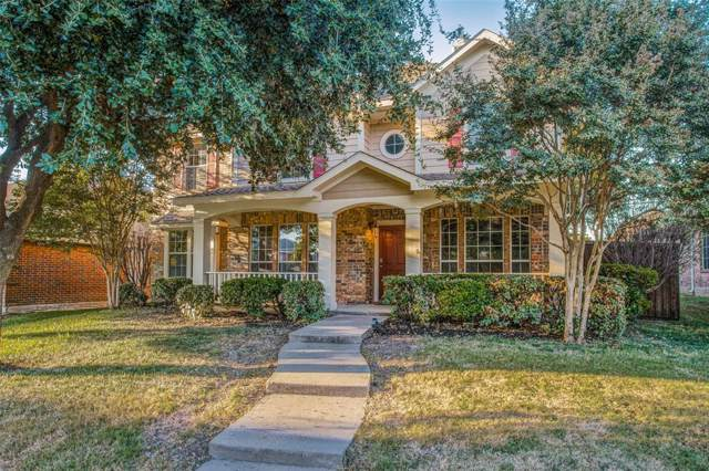 2461 Cimmaron Drive, Plano, TX 75025 (MLS #14202410) :: Vibrant Real Estate