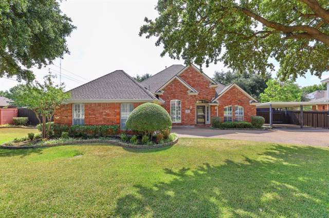 1401 W Peters Colony Road, Carrollton, TX 75007 (MLS #14202418) :: The Real Estate Station