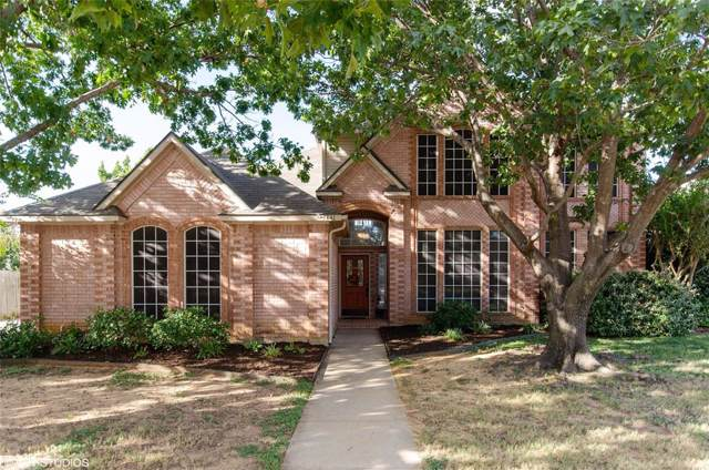 7841 Hidden Oaks Drive, North Richland Hills, TX 76182 (MLS #14202425) :: RE/MAX Town & Country