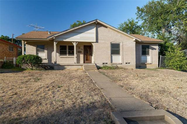 923 Highfall Drive, Dallas, TX 75232 (MLS #14202432) :: RE/MAX Town & Country