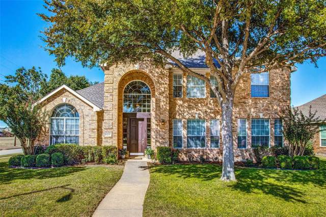 4217 Warminster Drive, Plano, TX 75093 (MLS #14202450) :: Lynn Wilson with Keller Williams DFW/Southlake