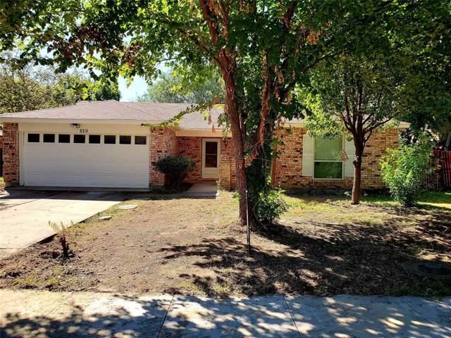 829 Brian Drive, Grand Prairie, TX 75052 (MLS #14202457) :: Lynn Wilson with Keller Williams DFW/Southlake