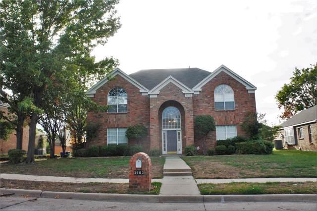 2103 Hampton Court, Carrollton, TX 75006 (MLS #14202472) :: Lynn Wilson with Keller Williams DFW/Southlake