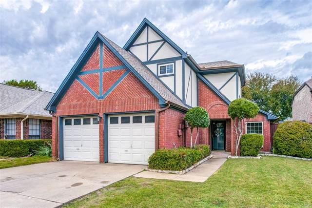 3837 Beaumont Lane, Plano, TX 75023 (MLS #14202473) :: Van Poole Properties Group