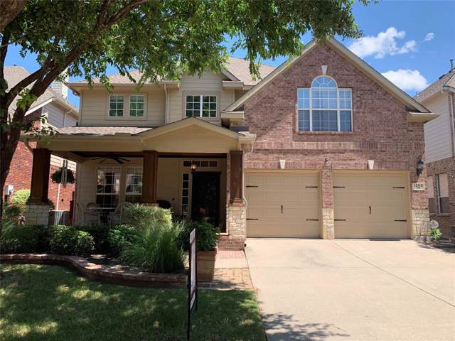 1260 Bonham Parkway, Lantana, TX 76226 (MLS #14202489) :: RE/MAX Town & Country