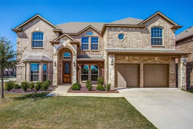 1401 Isaac Lane, Mckinney, TX 75071 (MLS #14202491) :: Kimberly Davis & Associates