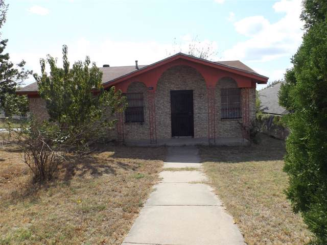 2601 18th Street, Fort Worth, TX 76106 (MLS #14202494) :: RE/MAX Town & Country