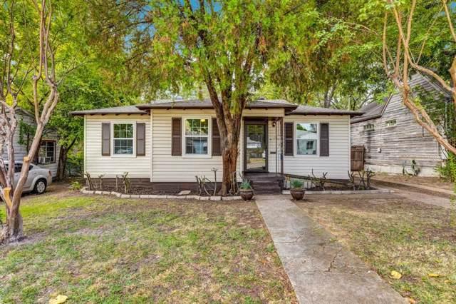 1840 Prairie View Drive, Dallas, TX 75235 (MLS #14202531) :: The Good Home Team