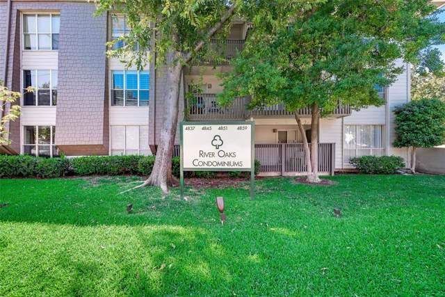 4851 Cedar Springs Road #281, Dallas, TX 75219 (MLS #14202539) :: Lynn Wilson with Keller Williams DFW/Southlake