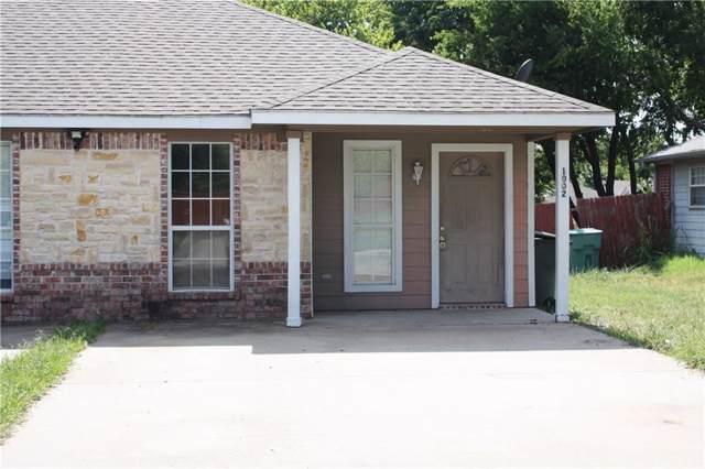 1000 N Brents Avenue, Sherman, TX 75090 (MLS #14202555) :: Lynn Wilson with Keller Williams DFW/Southlake