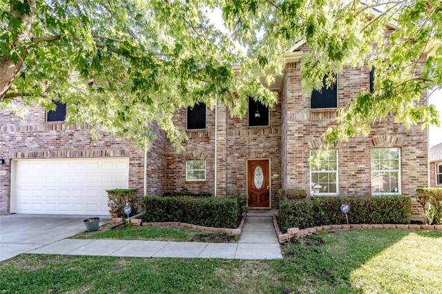 328 Crosscreek Drive, Wylie, TX 75098 (MLS #14202579) :: RE/MAX Town & Country