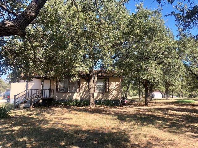 156 Deer Run, Graham, TX 76450 (MLS #14202583) :: RE/MAX Pinnacle Group REALTORS
