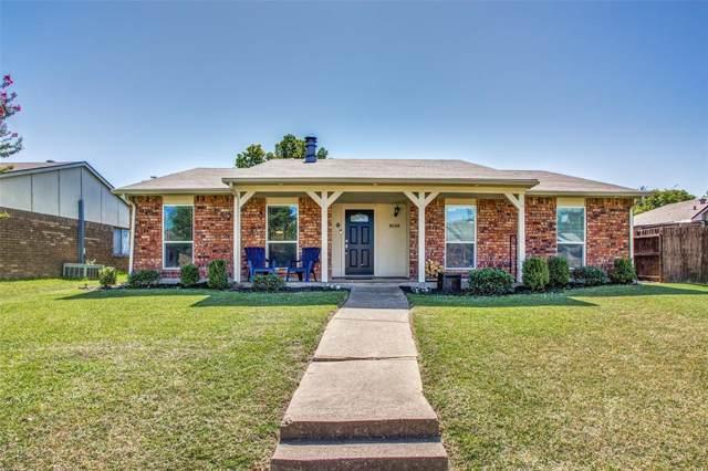 9014 Millwood Drive, Rowlett, TX 75088 (MLS #14202593) :: Lynn Wilson with Keller Williams DFW/Southlake