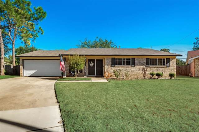 813 Hialeah Court, Saginaw, TX 76179 (MLS #14202596) :: RE/MAX Town & Country