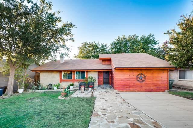 1829 Sherwood Lane, Carrollton, TX 75006 (MLS #14202600) :: The Good Home Team