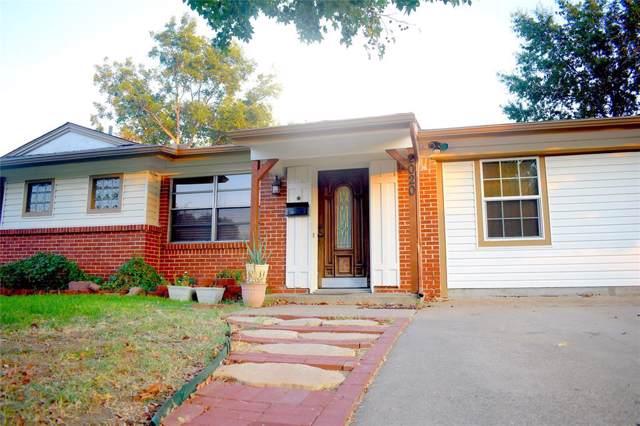 2020 Salem Street, Irving, TX 75061 (MLS #14202605) :: Lynn Wilson with Keller Williams DFW/Southlake
