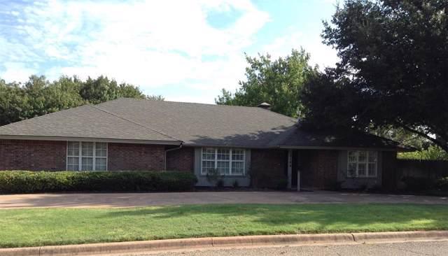 3818 High Meadows Drive, Abilene, TX 79605 (MLS #14202639) :: Lynn Wilson with Keller Williams DFW/Southlake