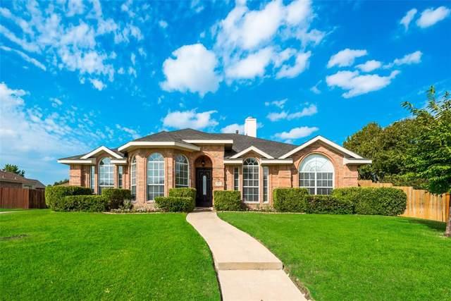 405 Danmire Drive, Murphy, TX 75094 (MLS #14202650) :: Lynn Wilson with Keller Williams DFW/Southlake