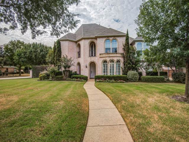 109 Yale Drive, Southlake, TX 76092 (MLS #14202667) :: Lynn Wilson with Keller Williams DFW/Southlake