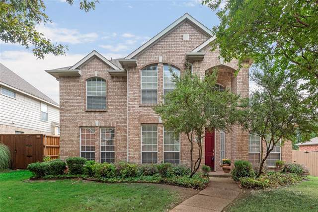 3840 Weber Drive, Plano, TX 75025 (MLS #14202698) :: Vibrant Real Estate