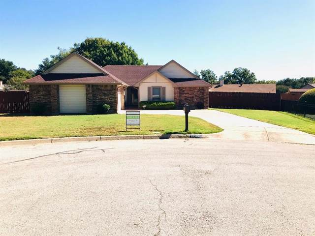 10050 Marblehead Court, Fort Worth, TX 76108 (MLS #14202708) :: RE/MAX Town & Country