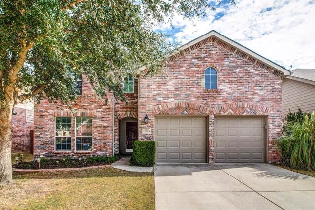 1220 Golden Eagle Court, Aubrey, TX 76227 (MLS #14202718) :: RE/MAX Town & Country