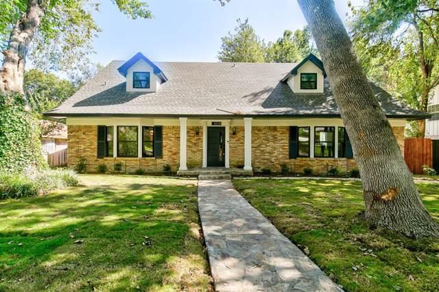 8218 San Cristobal Drive, Dallas, TX 75218 (MLS #14202765) :: Lynn Wilson with Keller Williams DFW/Southlake